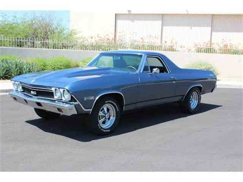 1968 el camino 1968 chevrolet el camino for sale on classiccars 14