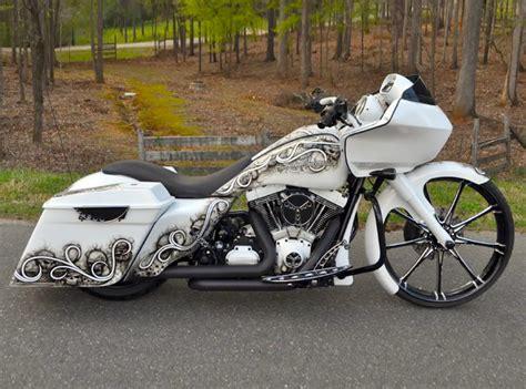 Custom Bagger Motorcycles