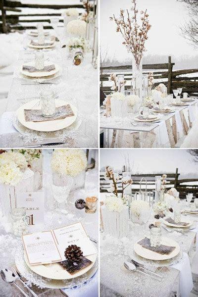 spectacular decorations   winter wedding bridalguide