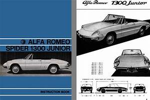 1972 Alfa Romeo Spider Wiring Diagram  Alfa Romeo  Wiring