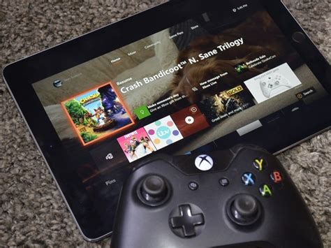 onecast  ios review playing xbox    ipad  refreshing  liberating windows central