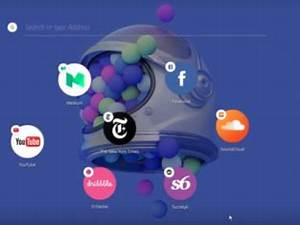 Opera Launches Concept Browser Called Neon