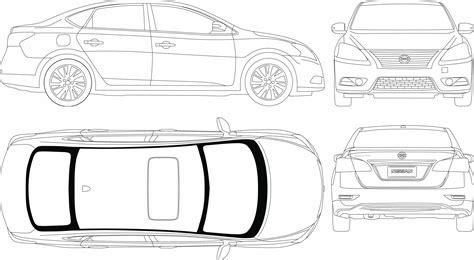 diagramas electricos de autos nissan