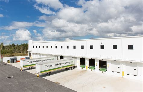 Parts Miami by Deere Opens Regional Parts Distribution Center In