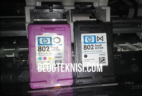 Hp 678 Tinta Cartridge Hitam cara mengisi tinta warna printer hp1010 cartridge 802