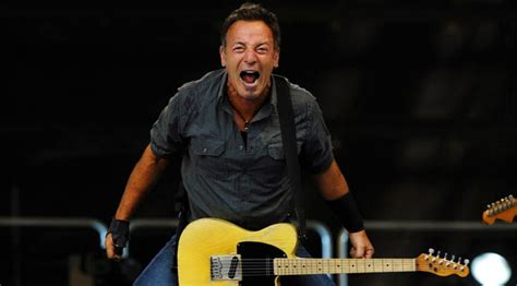 Hometown Testo by Novit 224 2012 Bruce Springsteen To My Hometown
