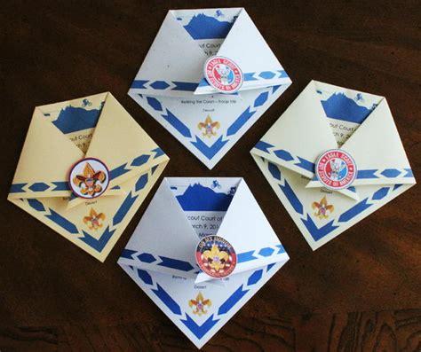 cool eagle scout invitations