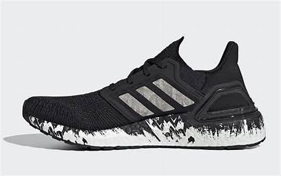 Boost Adidas Ultra Metallic Marble Blanche Noir