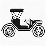 Classic Icon Retro Automobile Icons Vehicle Transport