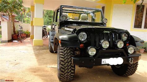 mahindra jeep modified in kerala www pixshark com
