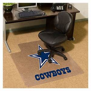 Dallas Cowboys Chair Pad Office Home & Office