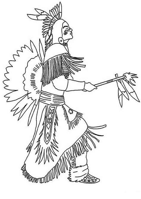native american indian coloring books   coloring