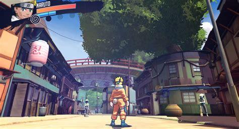 First Naruto Xbox 360 Screenshot And New Manga Fighting