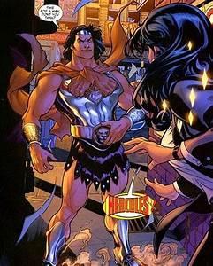 Hercules (DC Comics) | Funtastic