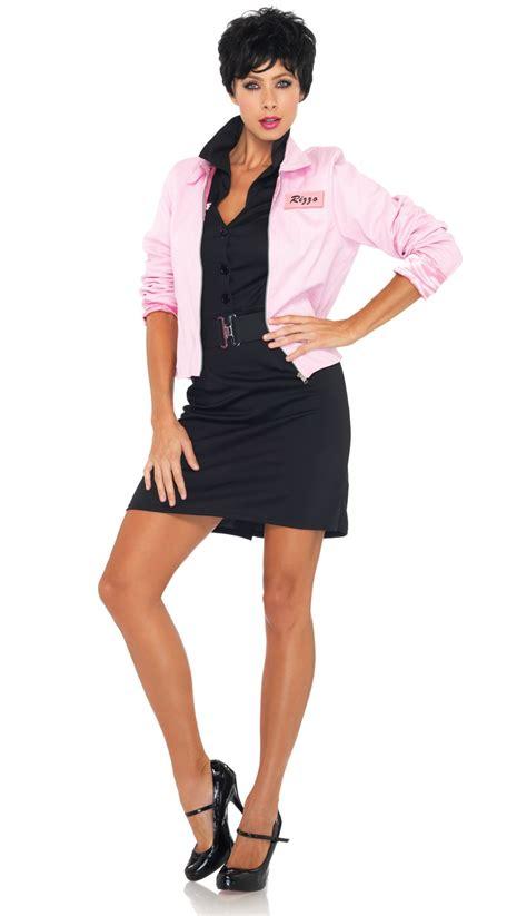Grease Pink Ladies Jacket Adult Costume   BuyCostumes.com