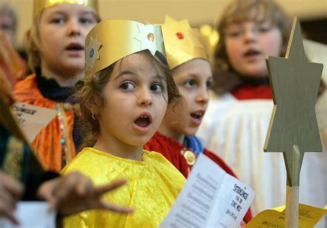 Celebrating Nikolaus Before Christmas