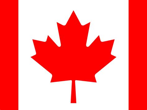 wallpaper flag  canada national flag maple leaf