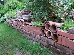 Beton Im Garten : der beton und mosaik garten im mai meriseimorion ~ Markanthonyermac.com Haus und Dekorationen