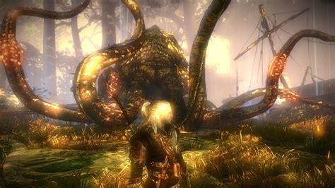 Geralt and Sorceress Sile Epic Hunt: Full Story of Kayran ...