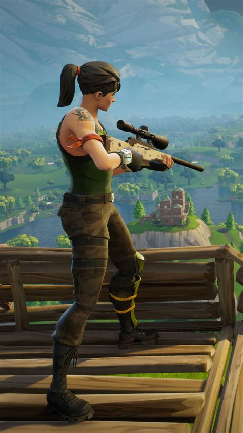 Fortnite Sniper Download 4k Wallpapers For Iphone And Android