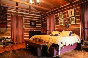 Create, Stunning, Rustic, Trough, Lodge, Bedroom, Ideas