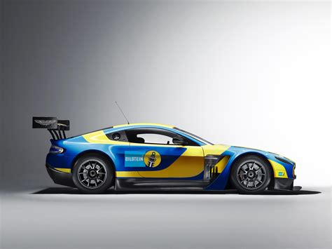 Martin Gt3 by Aston Martin Enters 24 Hours Of Nurburgring With Three