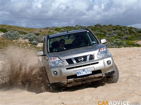 2008 Nissan Xtrail Offroad Review Caradvice