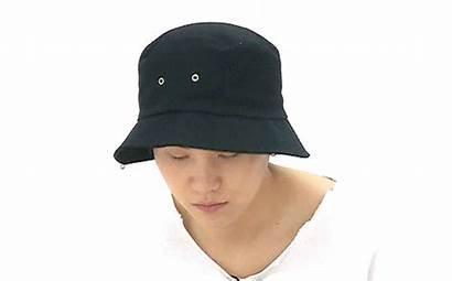 Bts Bucket Hat Yoongi Jimin Suga Visit