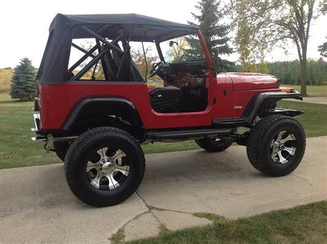jeep convertible black 1980 jeep cj 7 convertible 137620