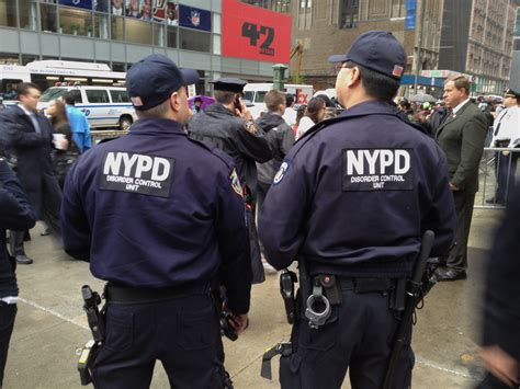 nypd equipment section accused of distributing anti semitic flyers stabs nypd