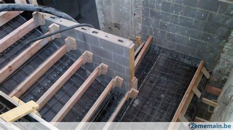 coffrage escalier poutre radier voile en b 233 ton ect 2ememain be