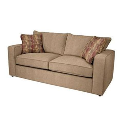 Norwalk Furniture Sleeper Sofa by Norwalk Milford Stationary Sofa With Accent Pillows