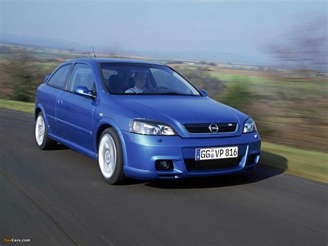 Opel Astra Opc (g) 2002–04 Wallpapers (1280x960