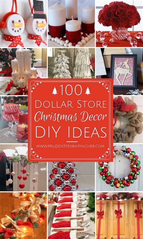 dollar store christmas decor diy ideas prudent penny