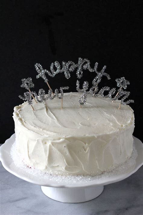 63 best new years eve cake desserts ideas decorations