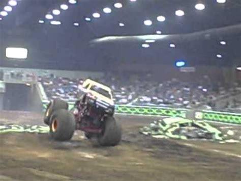 monster truck show redmond oregon rockstar monster truck freestyle redmond oregon 2011