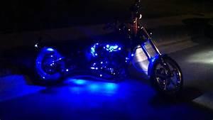 Harley Rocker C Xkglow Led Light Kit