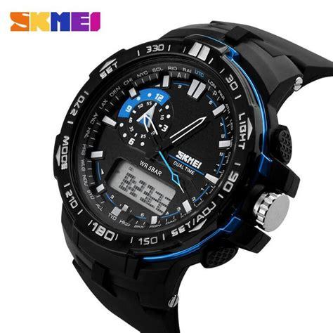 jual skmei jam tangan sport pria ad1081 di lapak batam