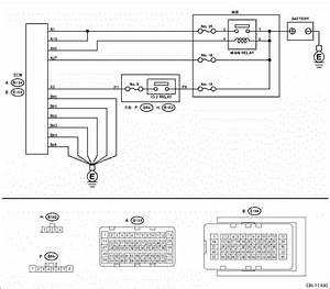 Subaru Legacy Service Manual - Dtc P2530 Ignition Switch Run Position Circuit