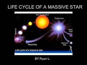 U0026quot Life Cycle Of A Massive Star U0026quot