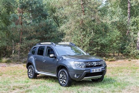 2018 Dacia Duster News And Information Conceptcarzcom
