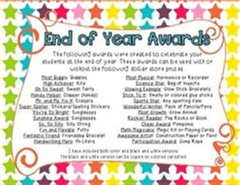 christmas party award ideas 1000 images about school ideas on appreciation end of year and