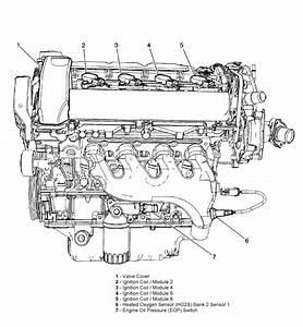 Diagram Of 02 Sensors On 2006 Dts Cadillac