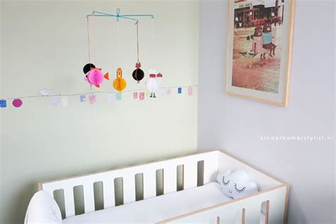 kleine babykamer meisje babykamer kinderkamerstylist