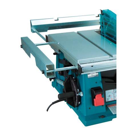scie sur table makita 2704n 1650 w 93 mm 216 260 mm