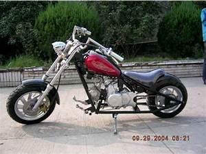 110cc Mini Chopper