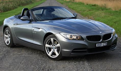 Bmw Z4 Review & Road Test Caradvice