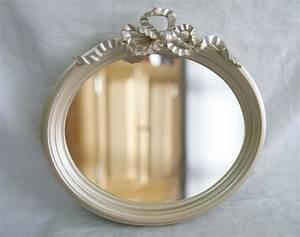 Miroir Ancien Pas Cher : miroir romantique miroir romantique sur enperdresonlapin ~ Teatrodelosmanantiales.com Idées de Décoration