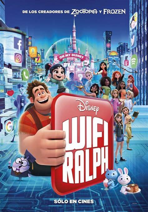 ralph breaks  internet wreck  ralph  dvd release