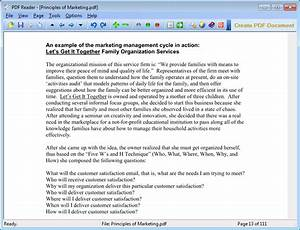 pdf reader for windows 7 free download and software With document reading software